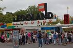 Entrance to Legoland Windsor