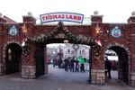 Christmas at Thomas Land at Drayton Manor