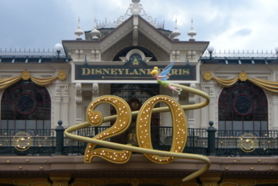 Disneyland Paris 20th Celebration