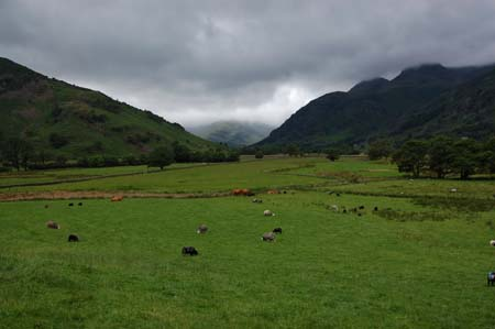 Scenery of the Lake District