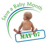 Save a Baby Month 2007