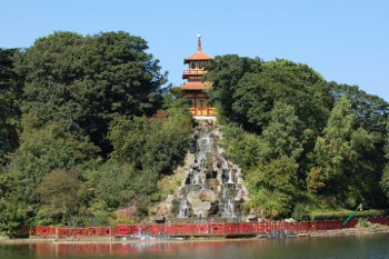 Scarborough Peasholm Park